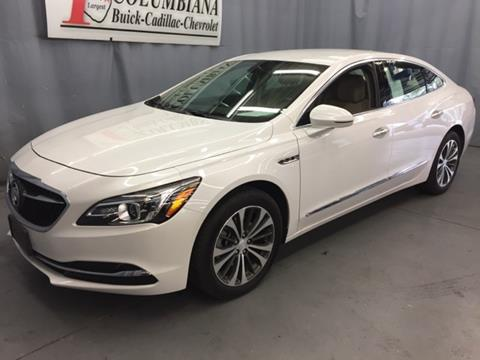 2018 Buick LaCrosse for sale in Columbiana, OH