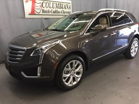 2019 Cadillac XT5 for sale in Columbiana, OH