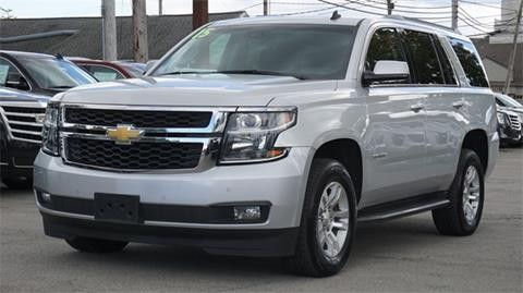2015 Chevrolet Tahoe for sale in Columbiana, OH