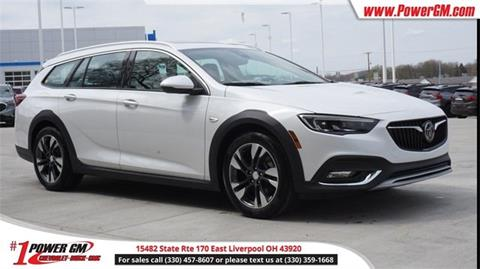 2018 Buick Regal TourX for sale in East Liverpool, OH