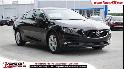 2018 Buick Regal Sportback for sale in East Liverpool, OH