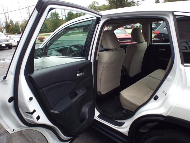 2016 Honda CR-V LX AWD 4dr SUV for sale at Carena Motors