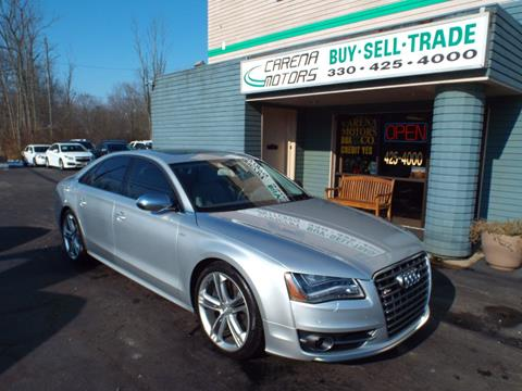 2014 Audi S8 for sale in Twinsburg, OH