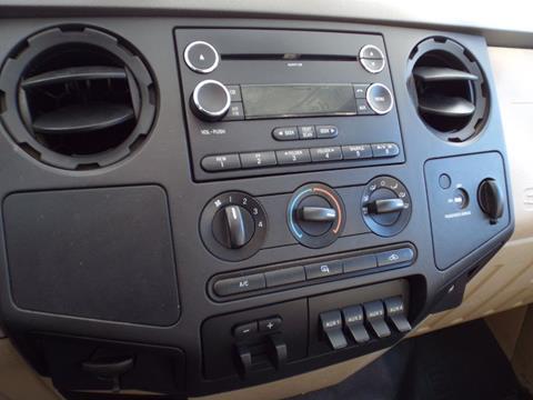 2010 Ford F-550 Super Duty