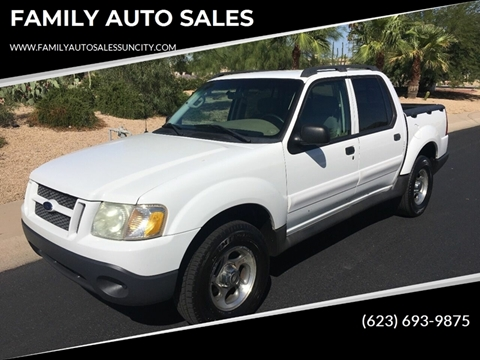 2005 Ford Explorer Sport Trac for sale in Sun City, AZ