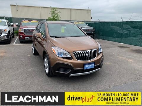 2016 Buick Encore for sale in Bowling Green, KY