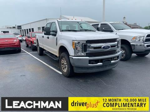 Used F 250 Super Duty For Sale >> 2017 Ford F 250 Super Duty For Sale In Bowling Green Ky