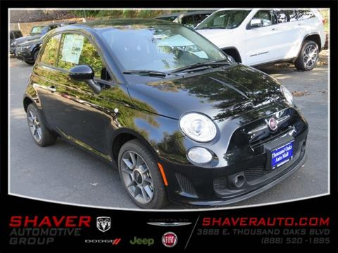 2019 FIAT 500 for sale in Thousand Oaks, CA