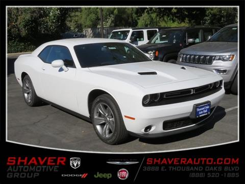 2019 Dodge Challenger for sale in Thousand Oaks, CA