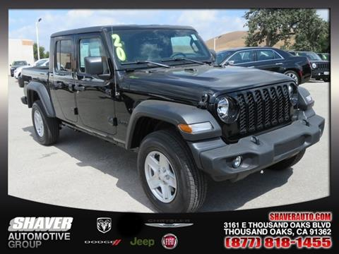 2020 Jeep Gladiator for sale in Thousand Oaks, CA