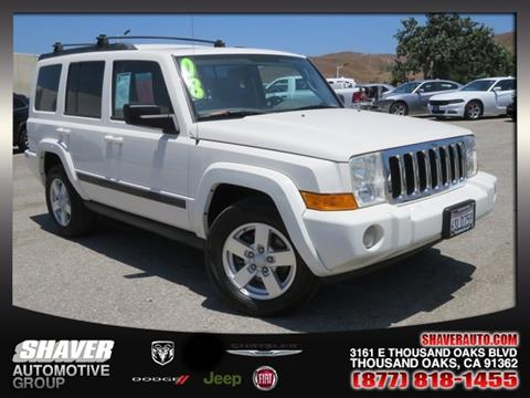 2008 Jeep Commander for sale in Thousand Oaks, CA