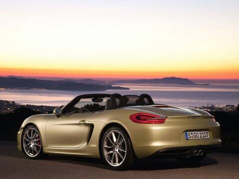 2016 Porsche Boxster for sale in Thousand Oaks, CA