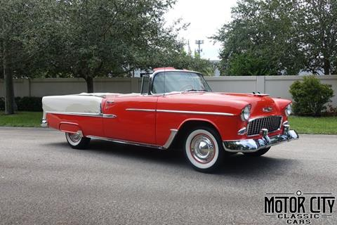 1955 Chevrolet Bel Air for sale in Vero Beach, FL