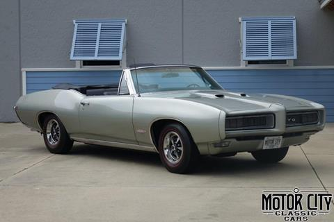 1968 Pontiac GTO for sale in Vero Beach, FL