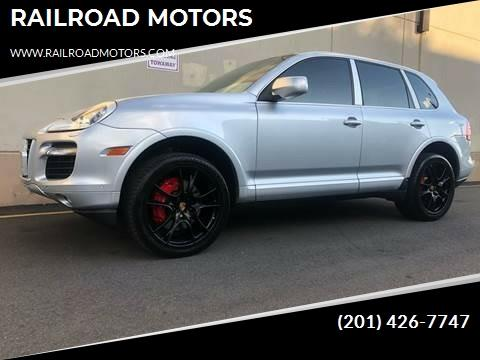 2008 Porsche Cayenne for sale in Hasbrouck Heights, NJ