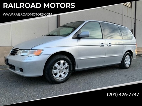 2002 Honda Odyssey for sale in Hasbrouck Heights, NJ