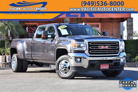 2016 GMC Sierra 3500HD for sale in Costa Mesa, CA