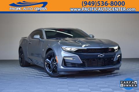 2019 Chevrolet Camaro for sale in Costa Mesa, CA