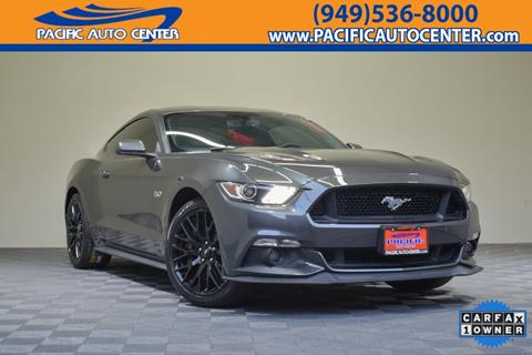 2016 Ford Mustang for sale in Costa Mesa, CA