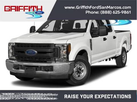 2017 Ford F-250 Super Duty for sale in San Marcos, TX