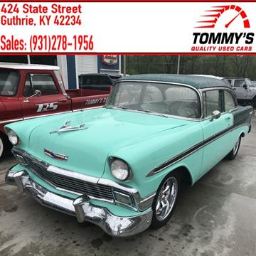 1956 Chevrolet Bel Air For Sale In Guthrie Ky
