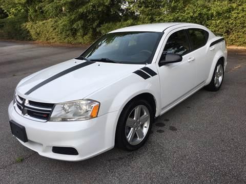 2013 Dodge Avenger for sale in Fairburn, GA