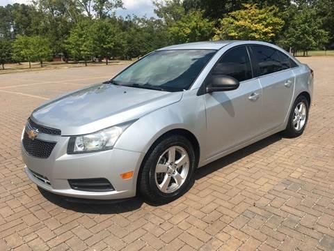 2012 Chevrolet Cruze for sale in Fairburn, GA