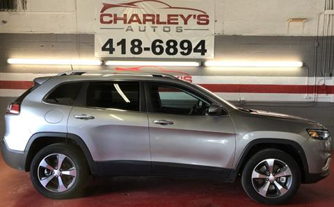 2019 Jeep Cherokee for sale in Amarillo, TX