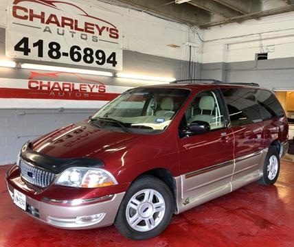 2002 Ford Windstar for sale in Amarillo, TX