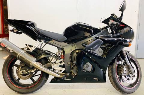 2005 Yamaha YZF-R6 for sale in El Paso, TX