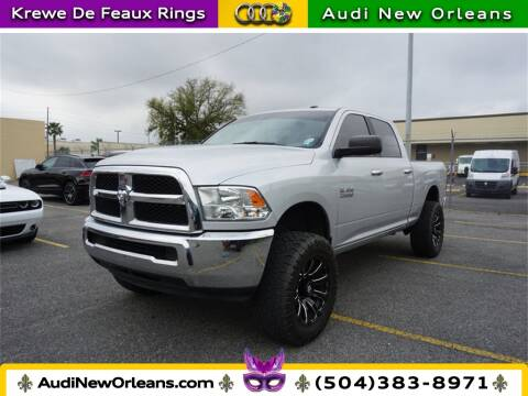 2017 RAM Ram Pickup 2500 SLT for sale at AUDI NEW ORLEANS in Metairie LA