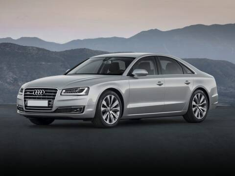 2017 Audi A8 L 4.0T quattro Sport for sale at AUDI NEW ORLEANS in Metairie LA