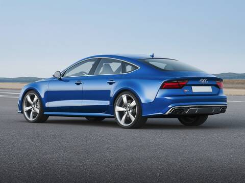 2017 Audi S7 4.0T quattro Premium Plus for sale at AUDI NEW ORLEANS in Metairie LA