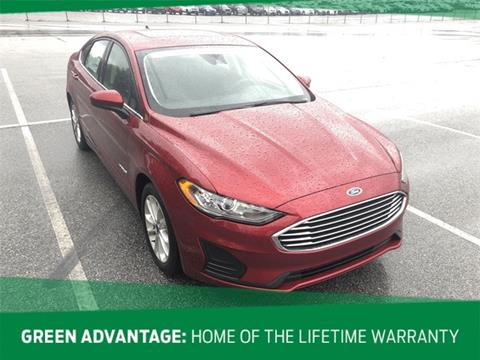 2019 Ford Fusion Hybrid for sale in Greensboro, NC