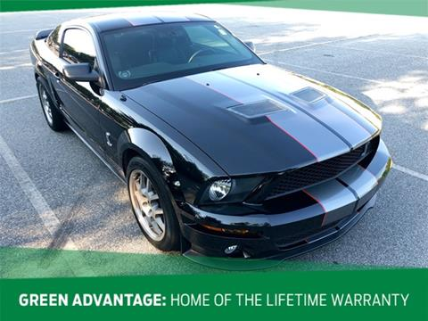 2007 Ford Shelby GT500 for sale in Greensboro, NC