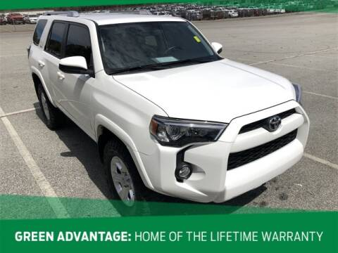 2016 Toyota 4Runner SR5 for sale at GREEN FORD in Greensboro NC