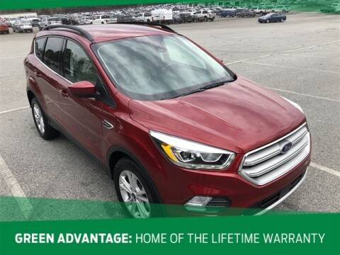 2019 Ford Escape SEL for sale at GREEN FORD in Greensboro NC