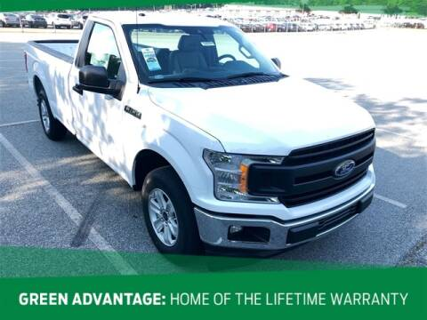2019 Ford F-150 for sale at GREEN FORD in Greensboro NC