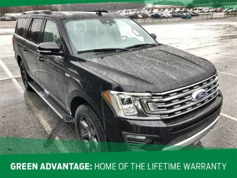 2018 Ford Expedition MAX XLT for sale at GREEN FORD in Greensboro NC