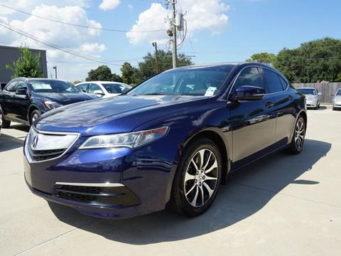 2015 Acura TLX for sale in Metairie, LA