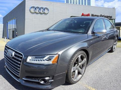 2016 Audi S8 for sale in Metairie, LA