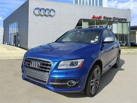 2015 Audi SQ5 for sale in Metairie, LA