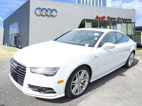 2017 Audi A7 for sale in Metairie, LA