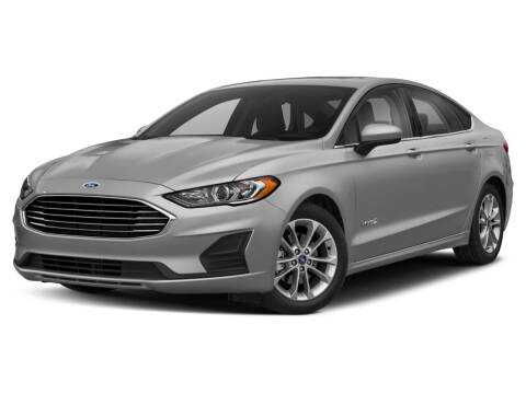 2019 Ford Fusion Hybrid Titanium for sale at HYUNDAI of METAIRIE in Metairie LA