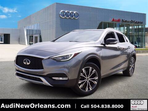 2017 Infiniti QX30 for sale at Metairie Preowned Superstore in Metairie LA