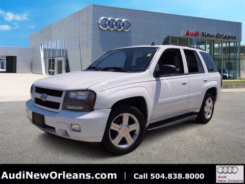 2008 Chevrolet TrailBlazer for sale at Metairie Preowned Superstore in Metairie LA