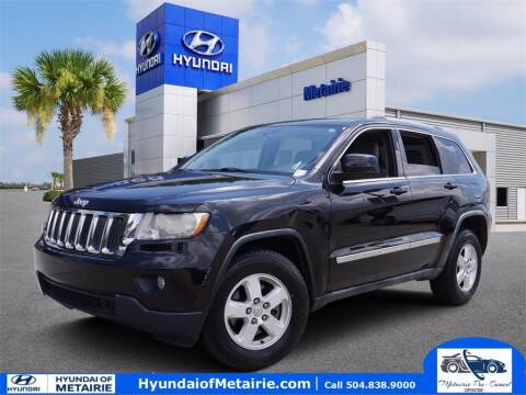 2012 Jeep Grand Cherokee for sale at Metairie Preowned Superstore in Metairie LA