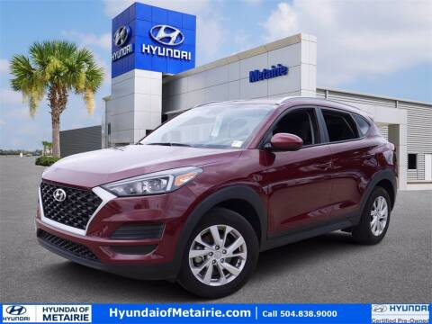2019 Hyundai Tucson for sale at Metairie Preowned Superstore in Metairie LA