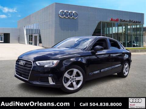 2017 Audi A3 for sale at Metairie Preowned Superstore in Metairie LA