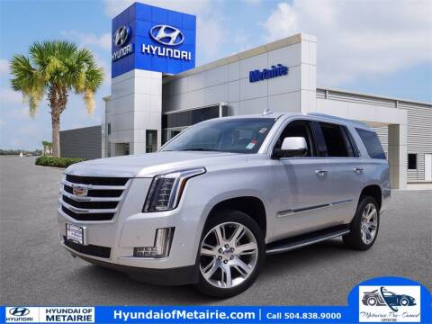 2017 Cadillac Escalade for sale at Metairie Preowned Superstore in Metairie LA